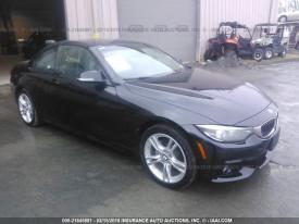 Salvage BMW 4 Series